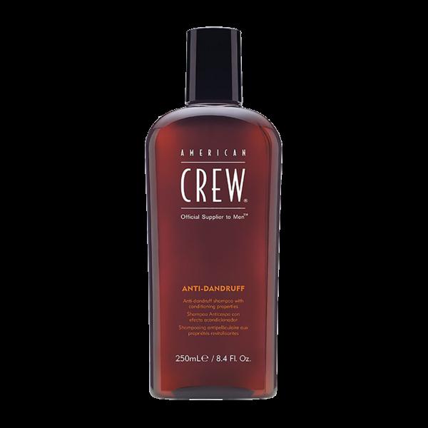 American Crew Anti-Dandruff Shampoo 250mL