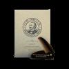 Captain Fawcett's Hand-Made Folding Pocket Mo Comb (117mm)