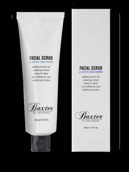 83836400145 Baxter-Facial-Scrub