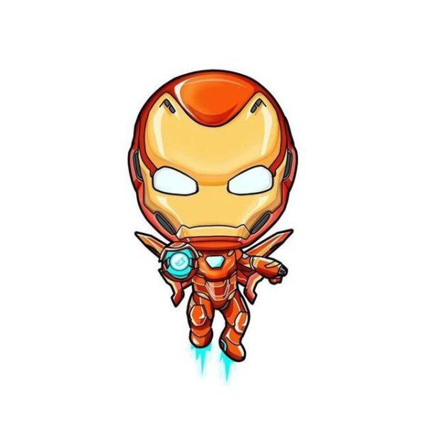 Iron Man Air Freshener