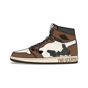 Travis Scott Sneakers Air Freshener