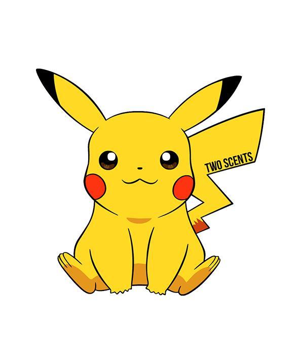 Pokemon - Pikachu Air Freshener