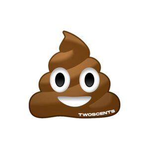 Poop Emoji Air Freshener