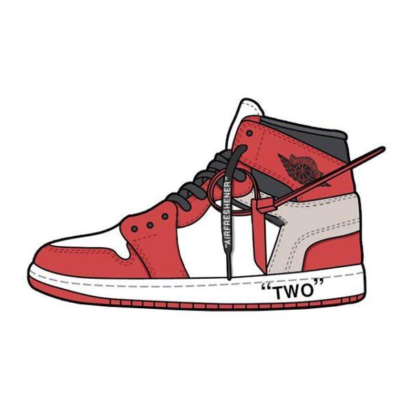 Sneaker Air Freshener