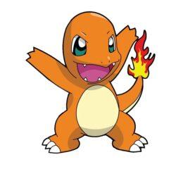 Pokemon - Charmander Air Freshener