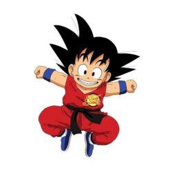 Goku-Sticker