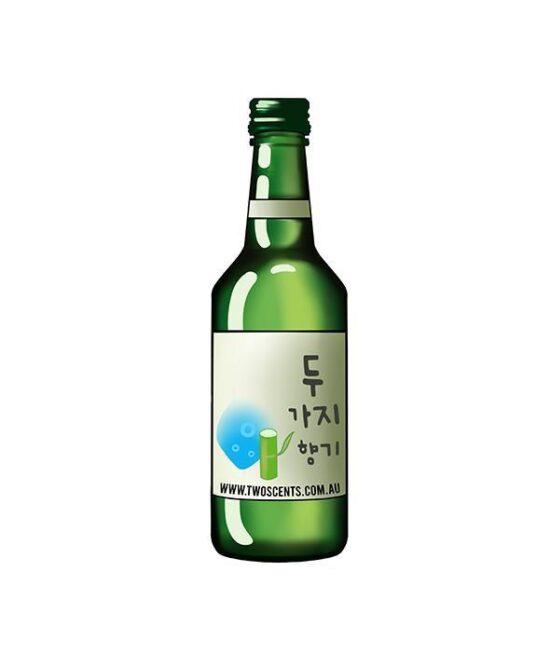 Soju Bottle - Vinyl