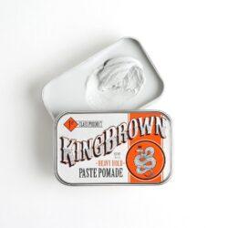 King Brown Paste Pomade